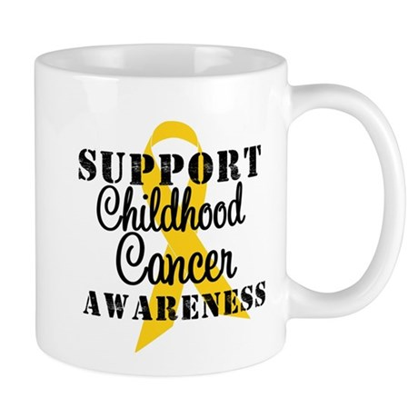 SupportChildCancer Mug