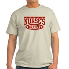 Proud Nurse's Grandma T-Shirt