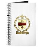 FILLION Family Crest Journal