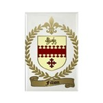 FILLION Family Crest Rectangle Magnet (10 pack)