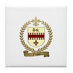 FILLION Family Crest Tile Coaster