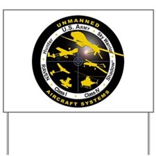 UAS Yard Sign