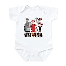 Trick or Treat Halloween Infant Bodysuit