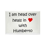 Funny I love humberto Rectangle Magnet (100 pack)