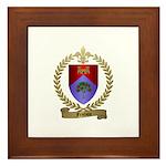 FEULION Family Crest Framed Tile