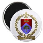 FEULION Family Crest Magnet