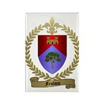 FEULION Family Crest Rectangle Magnet (100 pack)