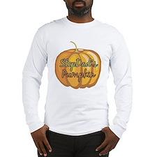 StepDad's Pumpkin Long Sleeve T-Shirt
