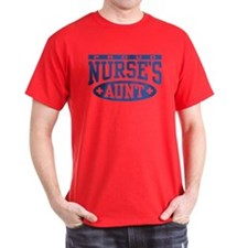 Proud Nurse's Aunt T-Shirt