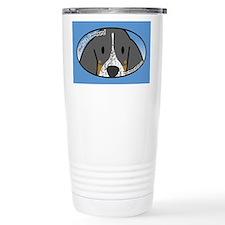 Anime Bluetick Coonhound Travel Mug