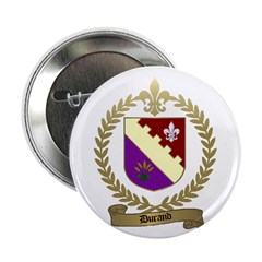 DURAND Family Crest 2.25&quot; Button (10 pack)