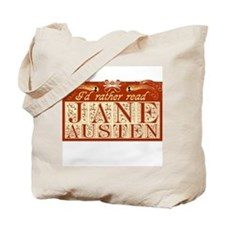 Read Jane Austen Tote Bag
