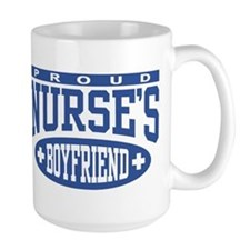 Proud Nurse's Boyfriend Mug