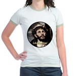 God Bless You! Jr. Ringer T-Shirt