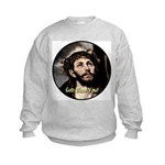 God Bless You! Kids Sweatshirt