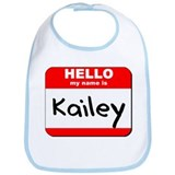 Hello my name is Kailey Bib