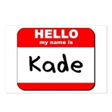 Hello my name is Kade Postcards (Package of 8)