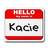 Hello my name is Kacie Mousepad