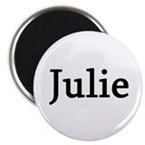 Julie - Personalized Magnet