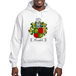 Mirandola Family Crest Hooded Sweatshirt