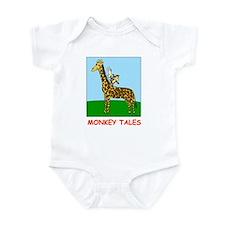 Milo and Jenny Infant Bodysuit