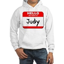 Hello my name is Judy Hoodie
