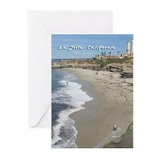 "La Jolla, ""The Jewel"" Greeting Cards (Pk"