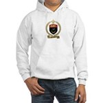 DUMONT Family Crest Hooded Sweatshirt