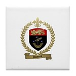 DUMONT Family Crest Tile Coaster