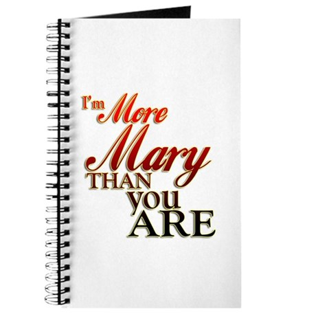 More Mary Journal