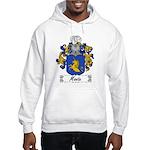 Monte Family Crest Hooded Sweatshirt