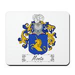 Monte Family Crest Mousepad