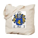Monte Family Crest Tote Bag