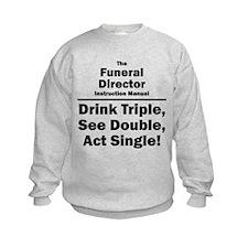 Funeral Director Sweatshirt