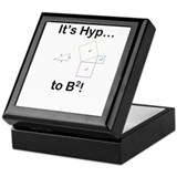 It's Hyp to B squared! Keepsake Box