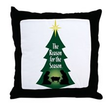 Reason for the Season Pillow