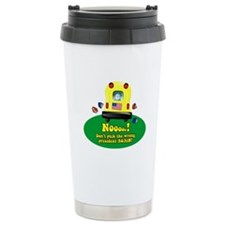 Kids Vote Ceramic Travel Mug