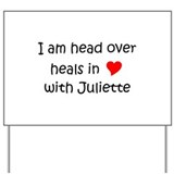 Juliette Yard Sign