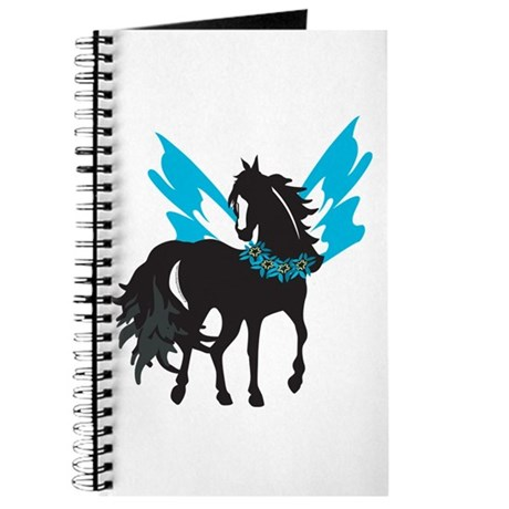 Winged Steed w/Lei Journal