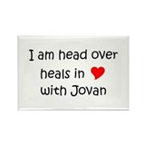 Jovan Rectangle Magnet (100 pack)