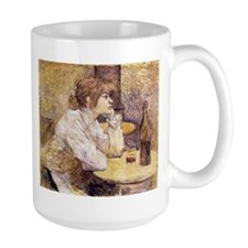 The Hangover (Woman Drinking) Mug