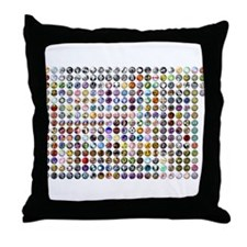 The World Ends With You Throw Pillow