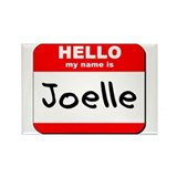 Hello my name is Joelle Rectangle Magnet (10 pack)