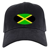 Rasta Gear Shop Jamaican Flag Baseball Hat