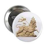 Jah Rastafari 2.25&amp;quot; Button (10 pack)