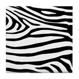 Zebra Drink Coasters