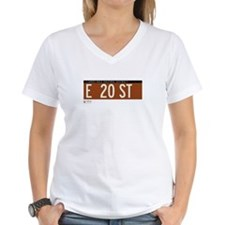 20th Street in NY Shirt