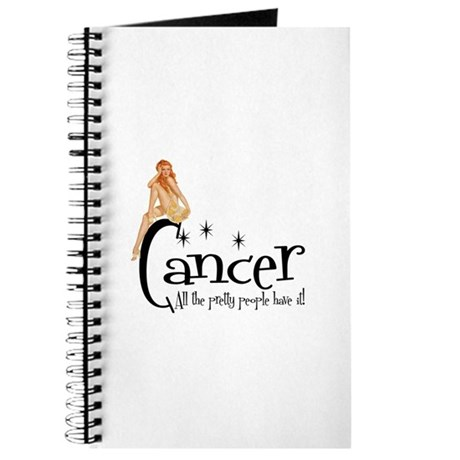 Pretty People have Cancer Journal