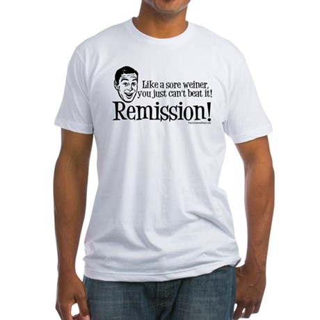 Remission Fitted T-Shirt
