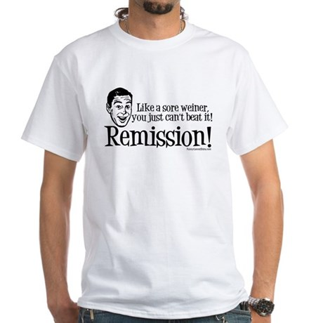Remission White T-Shirt
